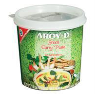 Aroy-D Grön Curry Pasta