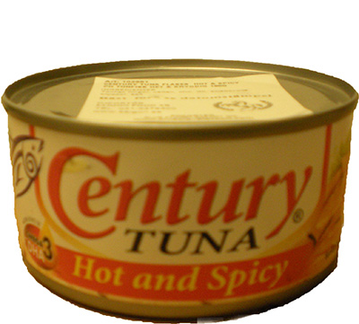 century tonfisk hot & spicy